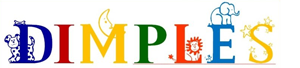 Dimples Crèche and Montessori Logo